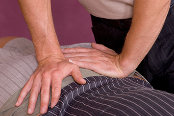 Chiropractic Adjustment and Full Back Care