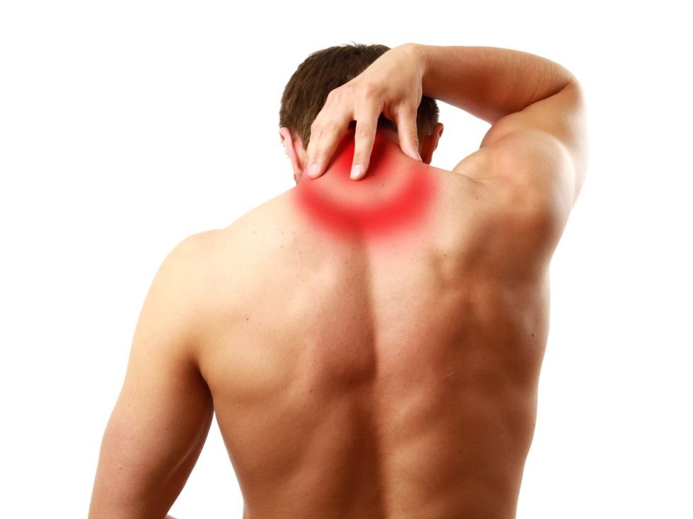 Neck Pain Image, Marlboro Physical Therapy - Advanced Wellness