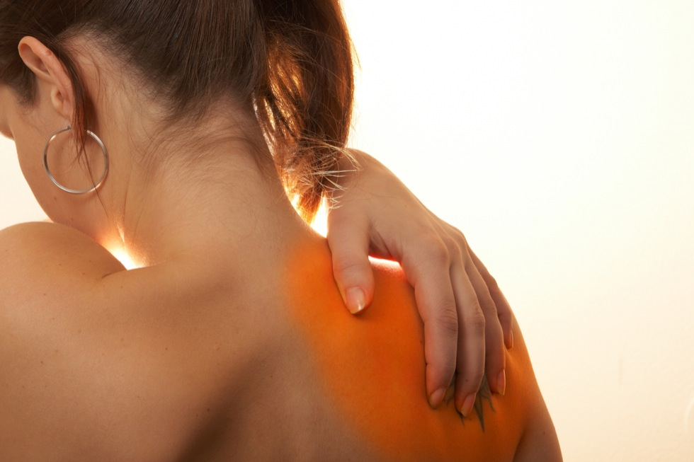 Shoulder And Back Image, Pain Management, Freehold, NJ - Advanced Wellness