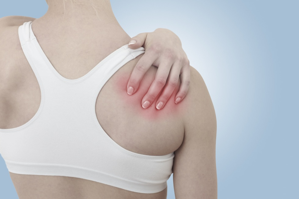 Shoulder & Arm Pain Image, Physical Therapy, Woodbridge, NJ - Advanced Wellness