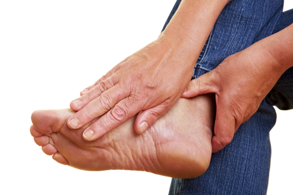 Podiatry, Hurt Foot Image, Pain Management, Freehold, NJ - Advanced Wellness