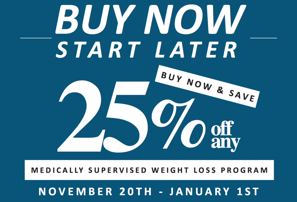 25% off medical weight loss